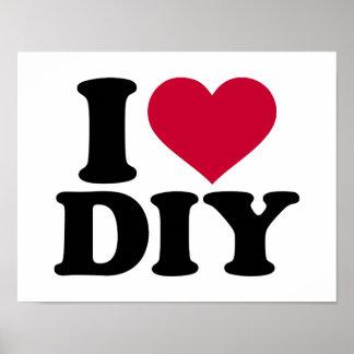 I love DIY Poster
