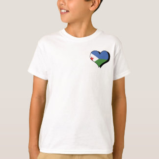 I Love Djibouti T-Shirt