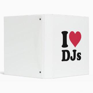 I love DJs Binder