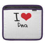 I Love DNA Sleeves For iPads