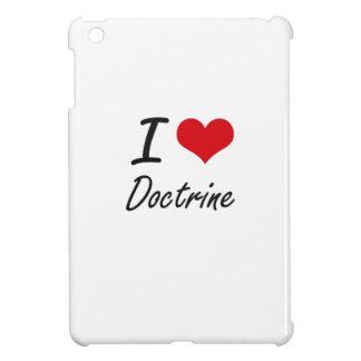 I love Doctrine iPad Mini Cases