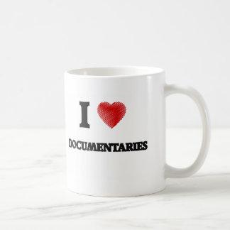 I love Documentaries Coffee Mug