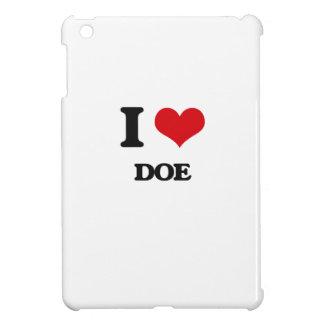 I love Doe Cover For The iPad Mini