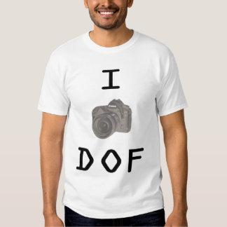 I love DOF Tee Shirt