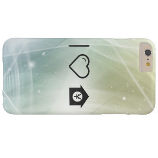 I Love Dog House Barely There iPhone 6 Plus Case