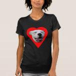 I Love Dogo Argentinos T Shirt