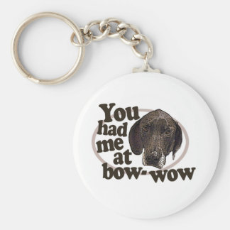 I love Dogs Keychain