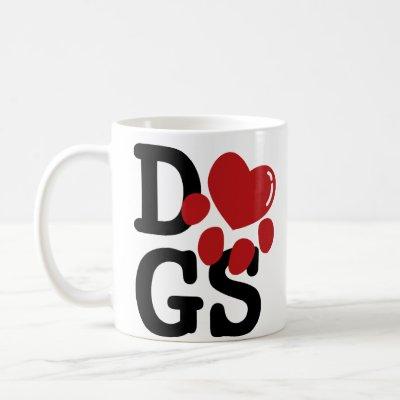 i love dogs figure