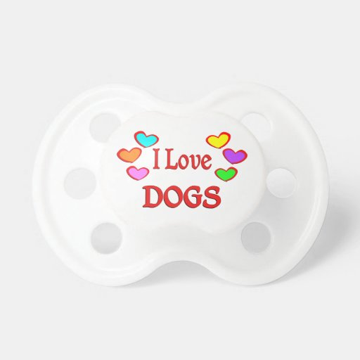 Is It Good To Give Dogs Pacifiers