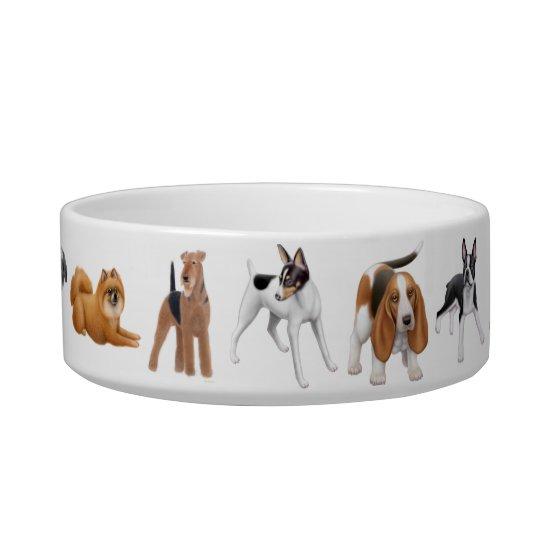 I Love Dogs Pet Bowl