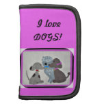 I love dogs! planner/ Rickshaw Folio