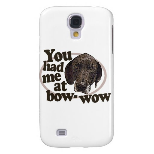 I love Dogs Samsung Galaxy S4 Cover