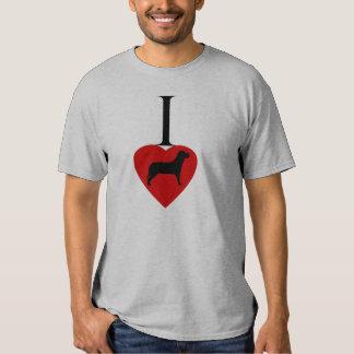 I Love Dogs T Shirt