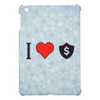 I Love Dollars iPad Mini Cover