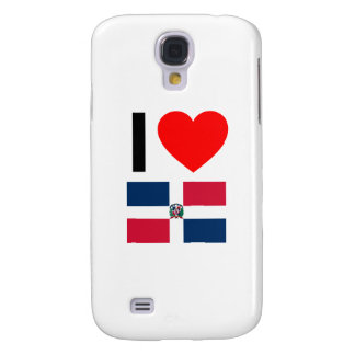 i love dominican republic galaxy s4 covers