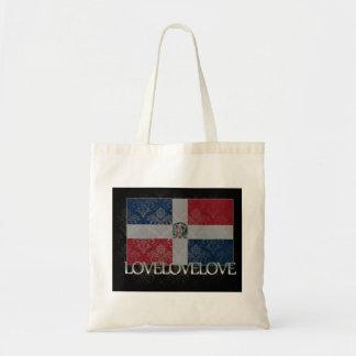I love Dominican Republic Cool Bags