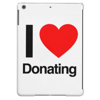 i love donating iPad air cases
