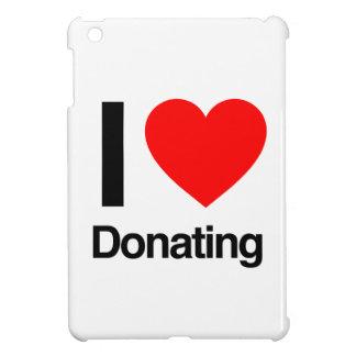 i love donating iPad mini cover