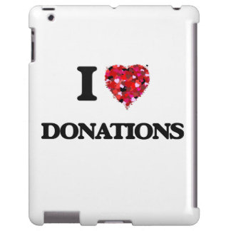I love Donations