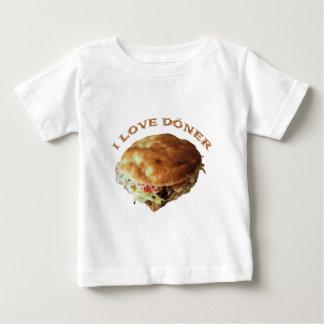 I Love Döner Baby T-Shirt