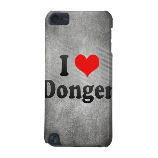 I Love Dongen, Netherlands iPod Touch (5th Generation) Case