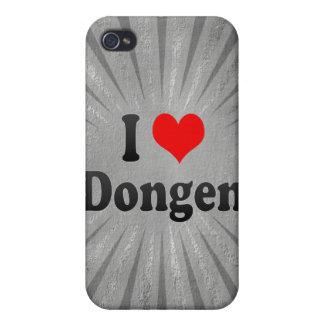 I Love Dongen, Netherlands Cases For iPhone 4