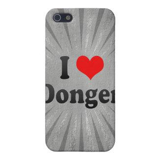 I Love Dongen, Netherlands iPhone 5 Case