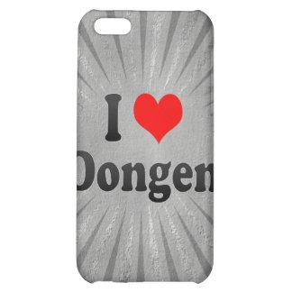 I Love Dongen, Netherlands iPhone 5C Cases