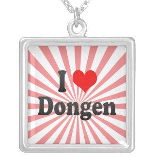 I Love Dongen, Netherlands Jewelry