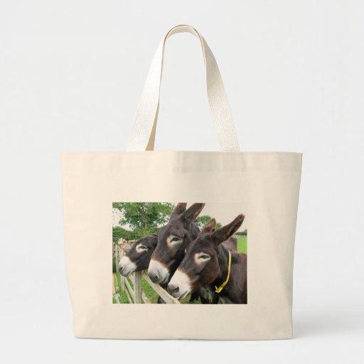 I Love Donkeys! Bag