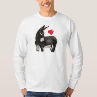 I Love Donkeys Demure Donkey Shirt
