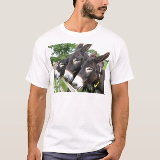 I Love Donkeys! T-Shirt