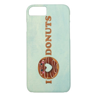 I love Donuts iPhone 8/7 Case