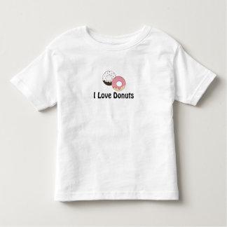 I Love Donuts Toddler T-shirt