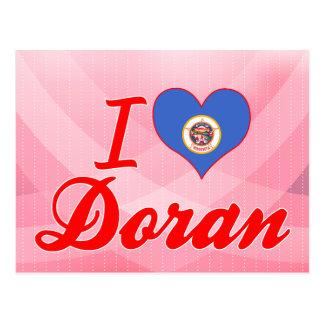 I Love Doran, Minnesota Postcards