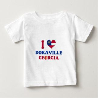 I Love Doraville, Georgia Tee Shirt
