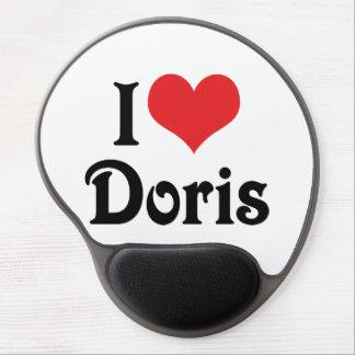 I Love Doris Gel Mouse Pad