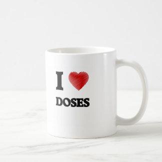 I love Doses Coffee Mug