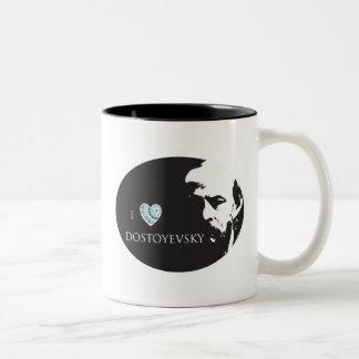 I Love Dostoyevsky Mug