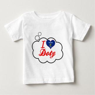 I Love Doty, Wisconsin Shirts