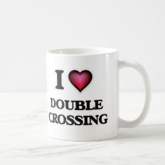 I love Double Crossing Coffee Mug
