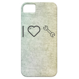 I Love Double Wrenches iPhone 5 Covers