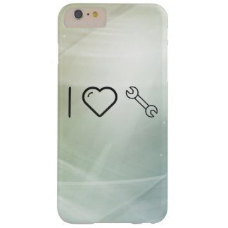 I Love Double Wrenches Barely There iPhone 6 Plus Case