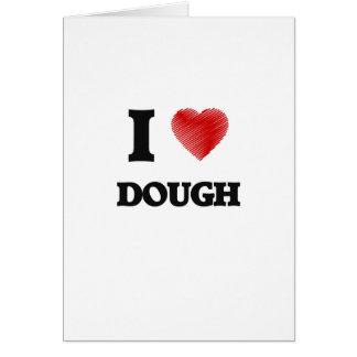 I love Dough Card