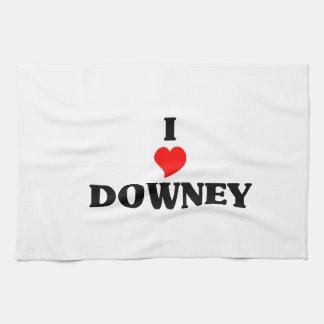 I love Downey Kitchen Towel