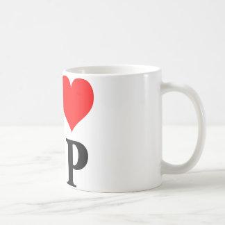 I Love DP Coffee Mug