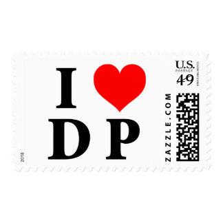 I Love DP Postage