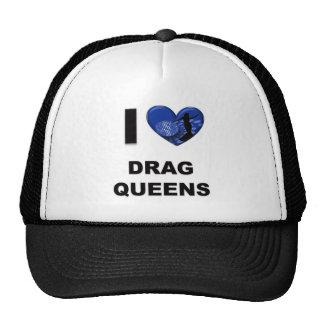 I Love Drag Queens Trucker Hat