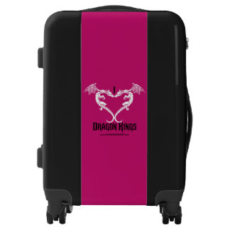 I Love Dragon Kings luggage
