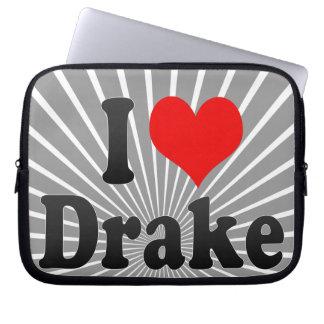 I love Drake Laptop Sleeves